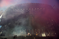 The Courteeners  on the main stage, Saturday 30th June at TRNSMT 2018.