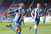Wigan Athletic v Oldham Athletic 300318
