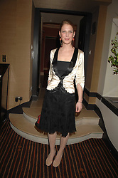 LADY GABRIELLA WINDSOR at a lunch hosted by Ralph Lauren to present their Spring 2007 collection in support of the Serpentine Gallery's Education Programme, held at Fifty, 50 St.James's Street, London SW1 on 20th March 2007.<br /><br />NON EXCLUSIVE - WORLD RIGHTS