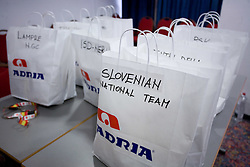 Day before start of Tour de Slovenie 2009, on June 17 2009, in Koper, Slovenia. (Photo by Vid Ponikvar / Sportida)