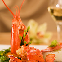 Maine Lobster, Chef Chai Chaowasaree for HVCB.