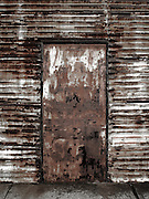 Rusty Door