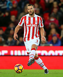 Erik Pieters of Stoke City - Mandatory by-line: Matt McNulty/JMP - 01/02/2017 - FOOTBALL - Bet365 Stadium - Stoke-on-Trent, England - Stoke City v Everton - Premier League