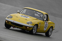#481 Paul Greathead Lotus Elan 1593 during the CSCC Adams and Page Swinging Sixties at Oulton Park, Little Budworth, Cheshire, United Kingdom. October 15 2016. World Copyright Peter Taylor/PSP. <br /> Copy of publication required for printed pictures.  Every used picture is fee-liable. http://archive.petertaylor-photographic.co.uk