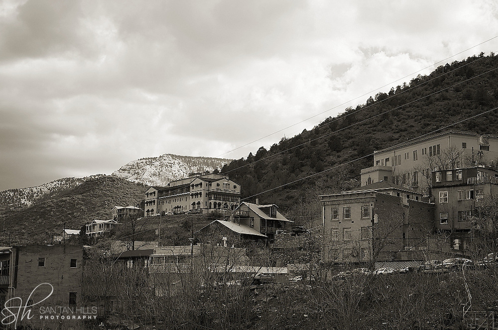 The town of Jerome