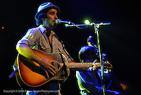 Joshua Radin performing at The Hilton Showcase on June 13th at the Blender Theater...    .