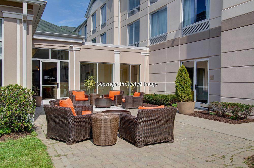 Hilton Garden Inn Norwalk, CT Patio