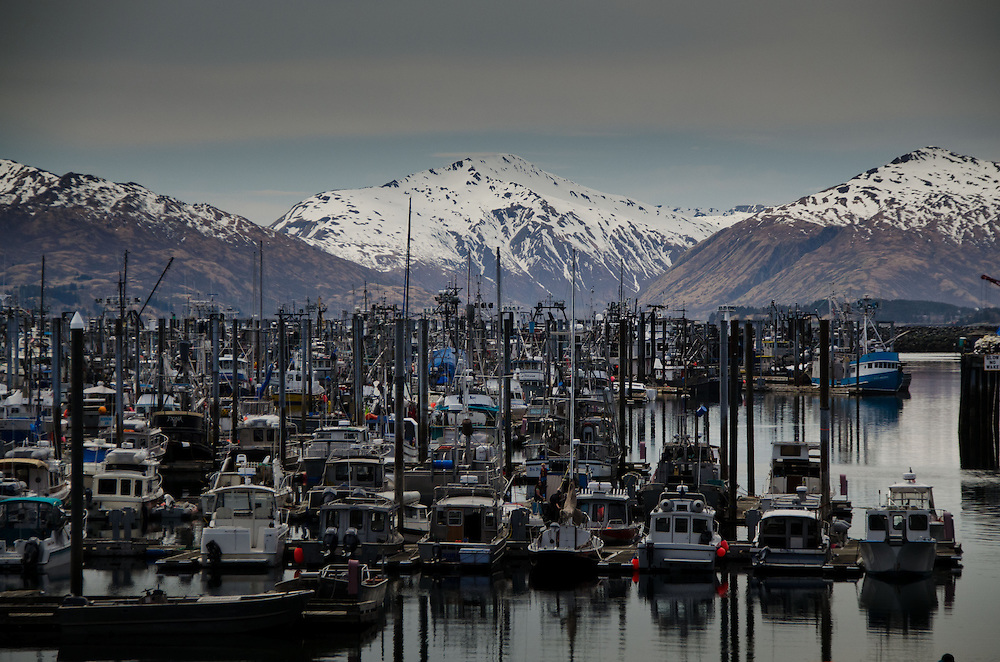 Harbor, Kodiak Island, Alaska, US