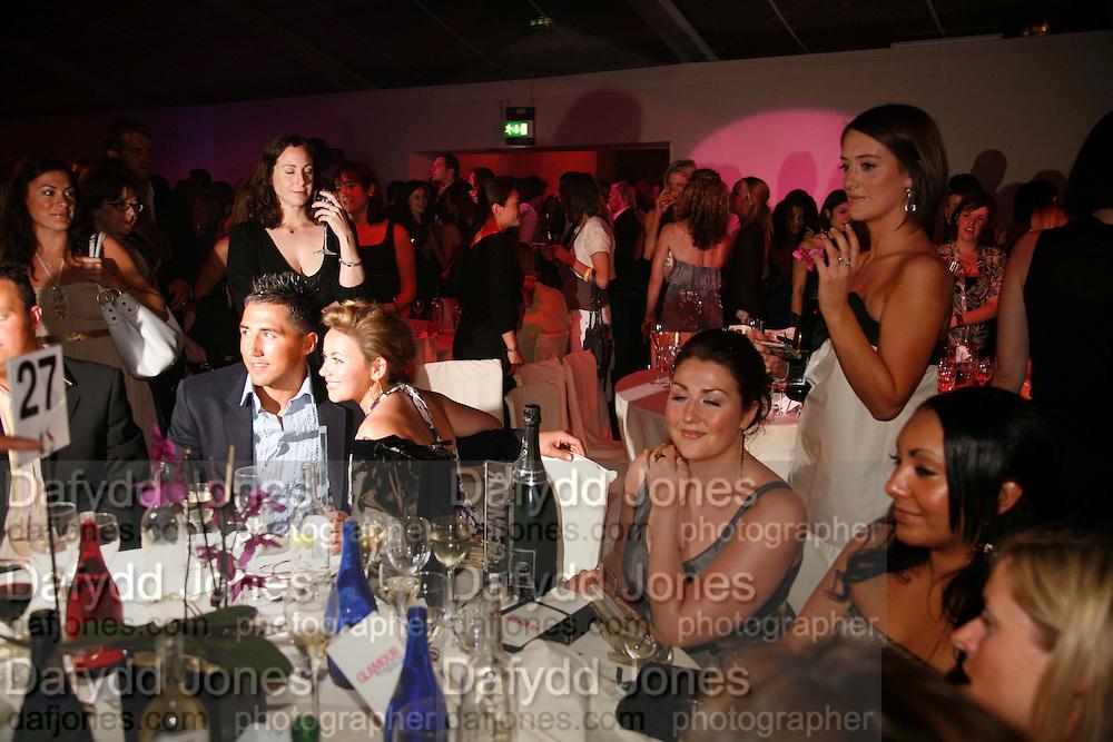Gavin Henson and Charlotte Church, Glamour Women of the Year Awards 2006, Berkeley Sq. London. 6 June 2006. -DO NOT ARCHIVE-© Copyright Photograph by Dafydd Jones 66 Stockwell Park Rd. London SW9 0DA Tel 020 7733 0108 www.dafjones.com