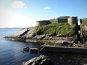 Dunree Fort, Buncrana, Donegal, 1798