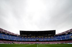 A general view of the FC Barcelona Stadium, Camp Nou - Mandatory by-line: Dougie Allward/JMP - 19/10/2016 - FOOTBALL - Camp Nou - Barcelona, Catalonia - FC Barcelona v Manchester City - UEFA Champions League