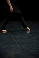 Workshop de danse contemporaine de Catherine Egger