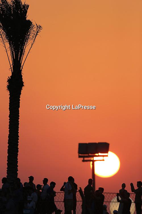 &copy; Photo4 / LaPresse<br /> 21/11/2014 Abu Dhabi, UAE<br /> Sport <br /> Grand Prix Formula One Abu Dhabi 2014<br /> In the pic: <br /> Atmosphere