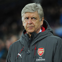 Arsenal Manager, Arsene Wenger looks on prior to Swansea City vs Arsenal, Premier League, 30.01.18 (c) Harriet Lander | SportPix.org.uk