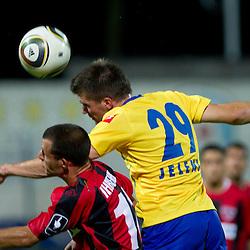 20100716: SLO, Football - PrvaLiga, NK Koper vs NK Primorje