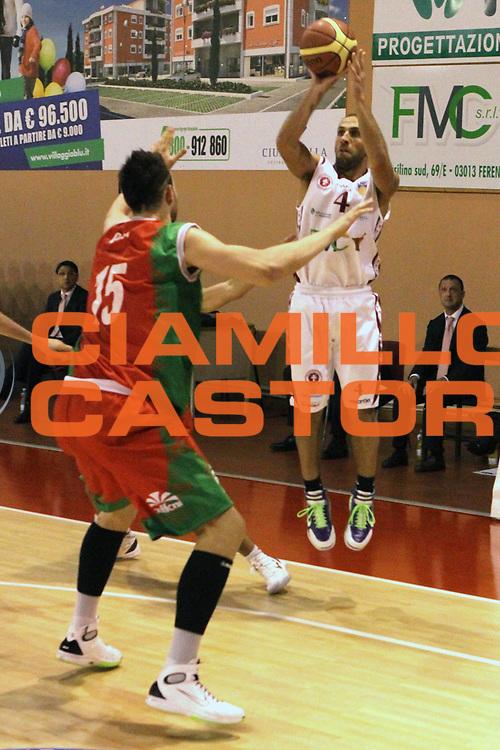 DESCRIZIONE : Ferentino LNP Lega Nazionale Pallacanestro DNA playoff 2011-12 FMC Ferentino Paffoni Omegna<br /> GIOCATORE : Guarino Francesco<br /> CATEGORIA : three points<br /> SQUADRA : FMC Ferentino <br /> EVENTO : LNP Lega Nazionale Pallacanestro DNA playoff 2011-12 <br /> GARA : FMC Ferentino Paffoni Omegna<br /> DATA : 10/05/2012<br /> SPORT : Pallacanestro<br /> AUTORE : Agenzia Ciamillo-Castoria/M.Simoni<br /> Galleria : LNP  2011-2012<br /> Fotonotizia :Ferentino LNP Lega Nazionale Pallacanestro DNA playoff 2011-12 FMC Ferentino Paffoni Omegna<br /> Predefinita :
