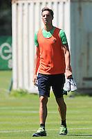 Vincent PAJOT    - 30.06.2015 - Reprise Entrainement de Saint Etienne - 2015/2016<br />Photo :  Jean Paul Thomas / Icon Sport