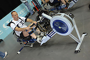 Birmingham, GREAT BRITAIN,  Adaptive classes, competing at the British Indoor Rowing Championships, [BIRC]. [Ergo Championships] National Indoor Arena. West Midlands 18/11/2007 [Mandatory Credit Peter Spurrier/Intersport Images].