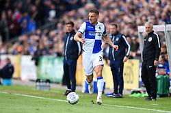 Lee Brown of Bristol Rovers - Mandatory by-line: Paul Knight/JMP - 28/04/2018 - FOOTBALL - Memorial Stadium - Bristol, England - Bristol Rovers v Gillingham - Sky Bet League One