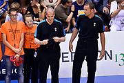 DESCRIZIONE : Trieste Nazionale Italia Uomini Torneo internazionale Italia Serbia Italy Serbia<br /> GIOCATORE : Guerrino Cerebuch Arbitro <br /> CATEGORIA : Pregame Arbitro<br /> SQUADRA : Arbitro<br /> EVENTO : Torneo Internazionale Trieste<br /> GARA : Italia Serbia Italy Serbia<br /> DATA : 05/08/2014<br /> SPORT : Pallacanestro<br /> AUTORE : Agenzia Ciamillo-Castoria/Max.Ceretti<br /> Galleria : FIP Nazionali 2014<br /> Fotonotizia : Trieste Nazionale Italia Uomini Torneo internazionale Italia Serbia Italy Serbia