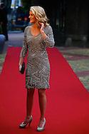 AMSTERDAM - In Hotel The Grand hield Grazia hun jaarlijkse 'Grazia Red Carpet Awards'. Met hier op de foto  Liza Sips. FOTO LEVIN DEN BOER - PERSFOTO.NU