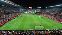 Sevilla FC - Real Betis,Liga Santander 2016/17<br /> <br /> Sevilla FC - Real Betis ,Liga Santander,2016/17, Sevilla FC - Real Betis ,Liga Santander,2016/17, ambiente  de comienzo de partido, Sevilla ,Spain,estadio Sanchez Pizjuan,<br /> <br /> Norway only