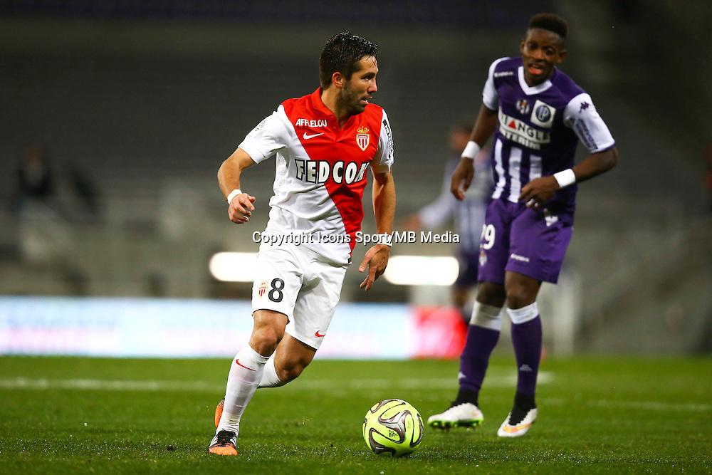 Joao Moutinho - 05.12.2014 - Toulouse / Monaco - 17eme journee de Ligue 1 -<br />Photo : Manuel Blondeau / Icon Sport
