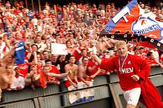 20030601 NED: Amstelcup finale FC Utrecht - Feyenoord, Rotterdam