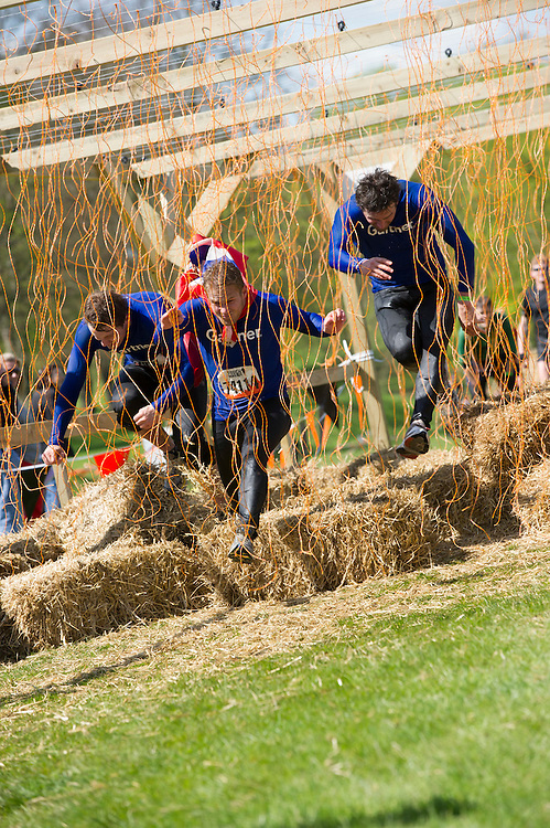 Tough Mudder - May 2012 - Northamptonshire - Electric Shock Treatment