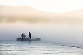 Life around the Tota lake