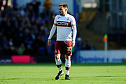 Paul Taylor (10) of Bradford City during the EFL Sky Bet League 1 match between Portsmouth and Bradford City at Fratton Park, Portsmouth, England on 28 October 2017. Photo by Graham Hunt.