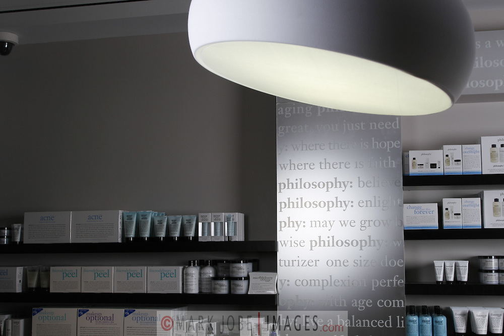 Artemides Lighting, Philosophy Skin Care, Santa Monica, California, Mark Jobe, Mark Jobe Images, Mark Of Montecito, The Mark Of Montecito, Modern Lighting