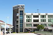 Tustin Metrolink Station Parking Structure