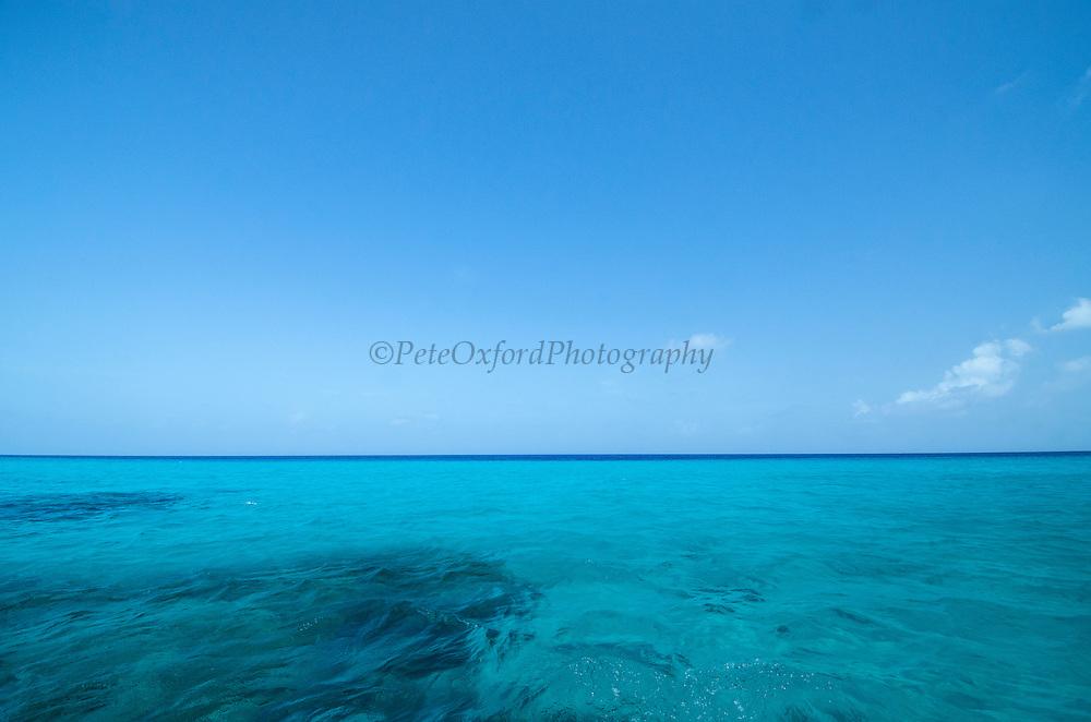 Caribbean Ocean<br /> near Ambergris Caye<br /> Belize<br /> Central America
