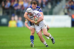 Niall Annett of Worcester Warriors - Mandatory by-line: Alex James/JMP - 28/09/2019 - RUGBY - Recreation Ground - Bath, England - Bath Rugby v Worcester Warriors - Premiership Rugby Cup