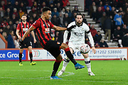 Junior Stanislas (19) of AFC Bournemouth during the The FA Cup match between Bournemouth and Luton Town at the Vitality Stadium, Bournemouth, England on 4 January 2020.