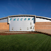 Image of Folsom Lake Gym as of 2014.
