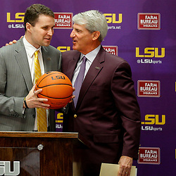 03-22-2017 LSU Basketball Will Wade