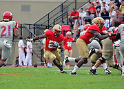 Delaware State holds on to down VMI in football, 24-21