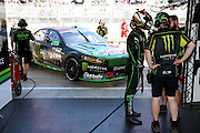 Cameron Waters (Monster Ford). 2016 Clipsal 500 Adelaide. V8 Supercars Championship Round 1. Adelaide Street Circuit, South Australia. Friday 4 March 2016. Photo: Clay Cross / photosport.nz