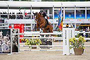 Kevin Olsmeijer - Ferdinand<br /> FEI World Breeding Jumping Championships for Young Horses 2016<br /> © DigiShots