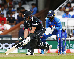 May 25, 2019 - London, England, United Kingdom - Ross Taylor of New Zealand.during ICC World Cup - Warm - Up between India and New Zealand at the Oval Stadium , London,  on 25 May 2019. (Credit Image: © Action Foto Sport/NurPhoto via ZUMA Press)