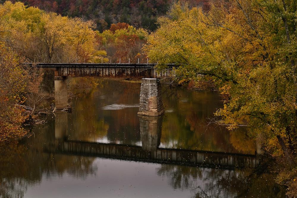 Bridge over the Harpeth River, Pegram Tennessee