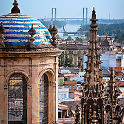 Seville's view from the Giralda Tower