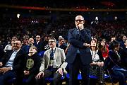 Egidio Bianchi<br /> Umana Reyer Venezia - Happy Casa Brindisi<br /> LBA Final Eight 2020 Zurich Connect - Finale<br /> Basket Serie A LBA 2019/2020<br /> Pesaro, Italia - 16 February 2020<br /> Foto Mattia Ozbot / CiamilloCastoria