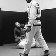 Ronin Brazilian Jiu-Jitsu class. (photo by Leonardo Carrizo)