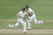 Cricket - South Africa v India 1st Test JHB Day 5