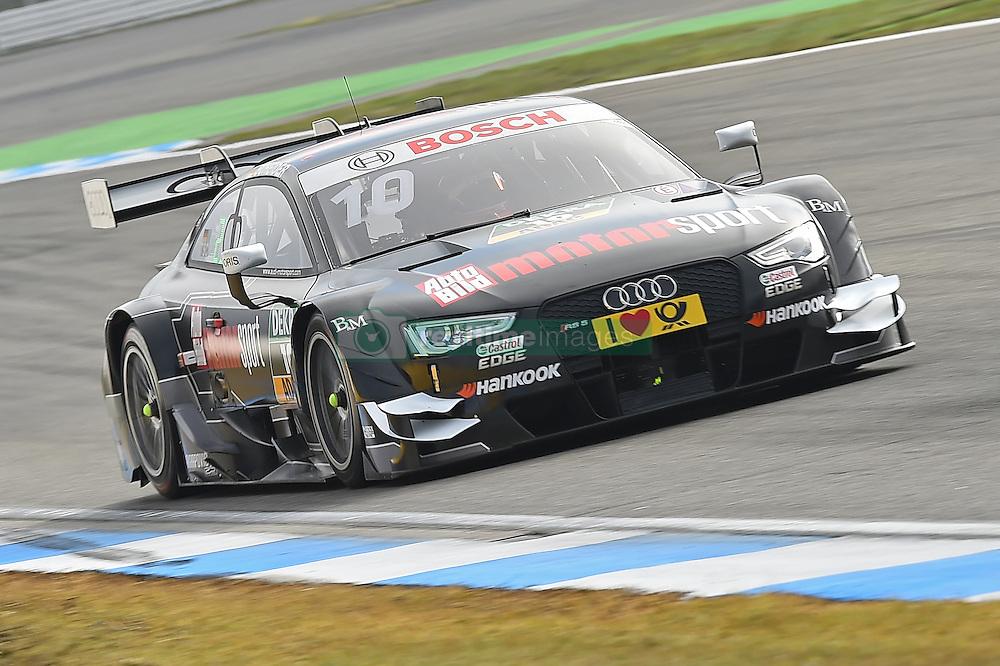 Timo Scheider (Audi Sport Team Phoenix) in seinem letzten DTM Rennen  beim DTM Saisonfinale in Hockenheim<br /> <br />  / 161016<br /> <br /> ***German Touring Car Championship in Hockenheim, Germany, October 16, 2016 ***