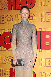 Amanda Crew at the 2017 HBO's Post Emmy Awards Reception held at the Pacific Design Center in West Hollywood, USA on September 17, 2017.