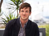 Actor Gaspard Ulliel  at the It's Only the End of the World (Juste La Fin Du Monde) film photo call at the 69th Cannes Film Festival Thursday 19th May 2016, Cannes, France. Photography: Doreen Kennedy